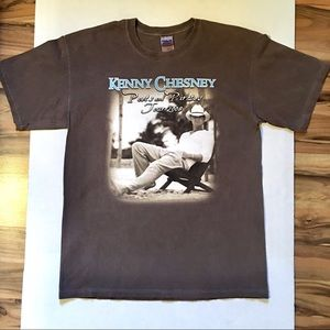 Kenny Chesney Poets and Pirates Tour 2008 Shirt L